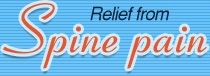 Relief from Spine PainPain Treatment - Kraus Back & Neck Institute